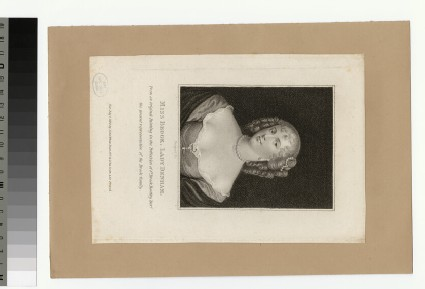 Portrait of Ldy Denham