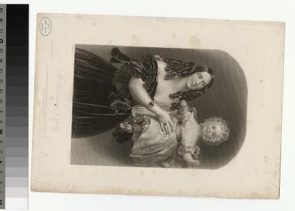 Portrait of Mrs Dennistoun