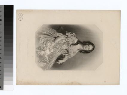 Portrait of Mrs E. Ellice