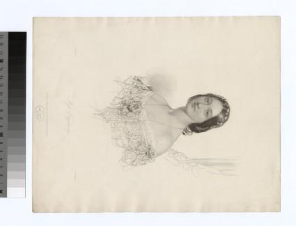 Portrait of Mrs Fazakerley
