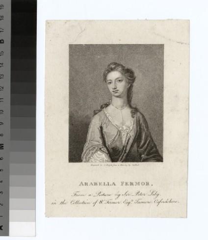 Portrait of A. Fermor