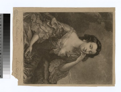 Portrait of Lady C. Finch