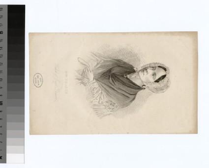 Portrait of Mrs Fraser