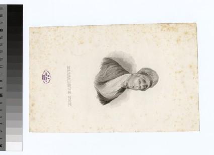 Portrait of Elisabeth Fry
