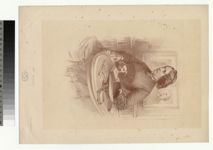 Portrait of Mrs Gladstone