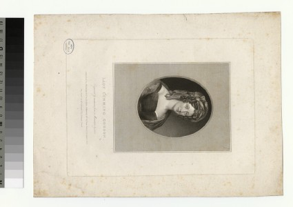 Portrait of Lady C. Gordon