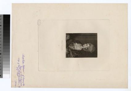 Portrait of Theophila Palmer