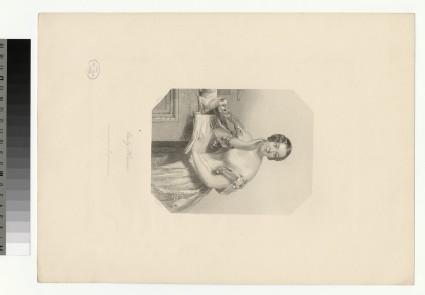 Portrait of E. Harcourt