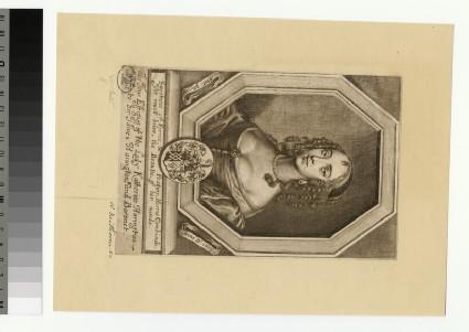 Portrait of Lady K. Harrington
