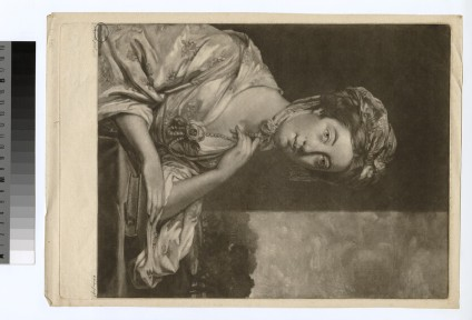 Portrait of Mary Hope