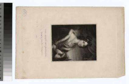 Portrait of Hon. Mrs Howard