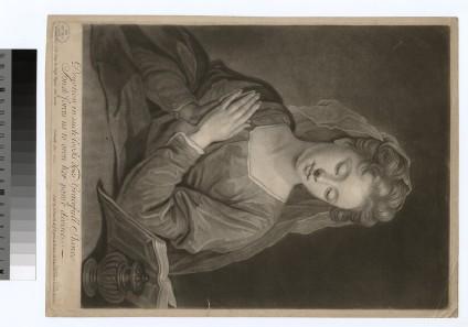 Portrait of Miss Agnes Huckle