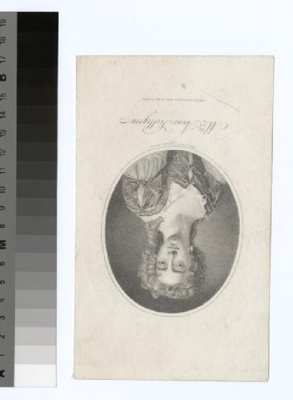 Portrait of Mrs Anne Killigrew