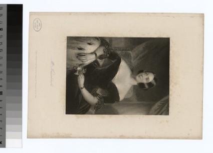 Portrait of Mrs Knatchbull