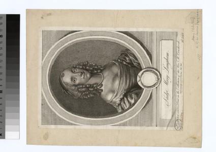 Portrait of Lady Mary Langham