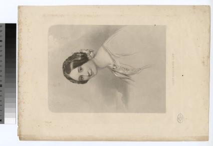 Portrait of Lady A. Law