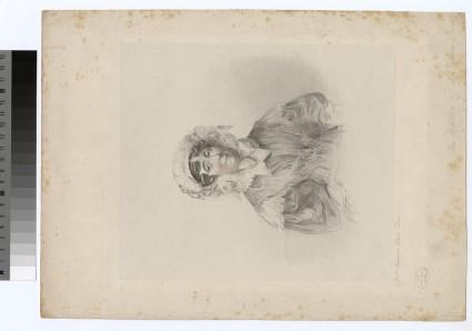 Portrait of Mrs Lawrence