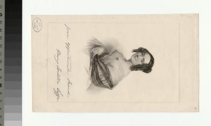 Portrait of M. I. Legge
