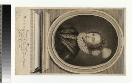 Portrait of Susanna Temple