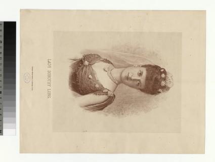 Portrait of Lady D. Long
