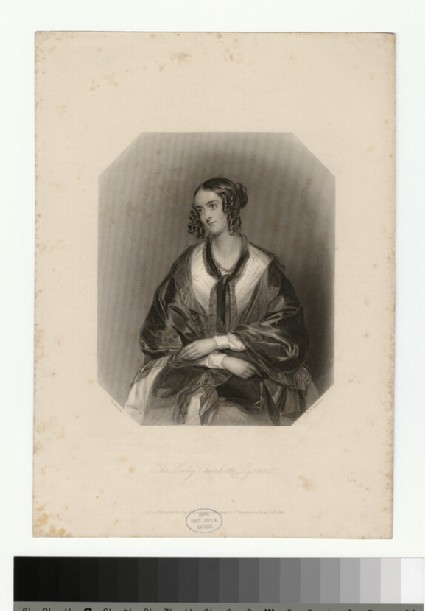 Portrait of Lady C. Lyster