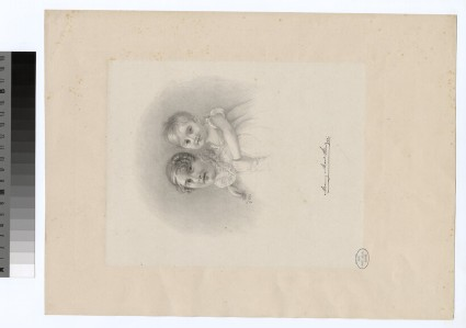 Portrait of M. Mackenzie