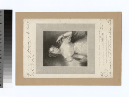 Portrait of Lady J. I. Mann