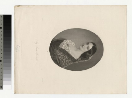 Portrait of Lady L. Moncreiffe