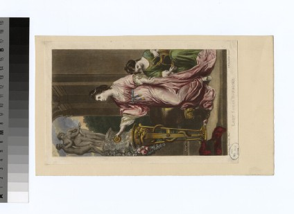 Portrait of Lady S. Bunbury