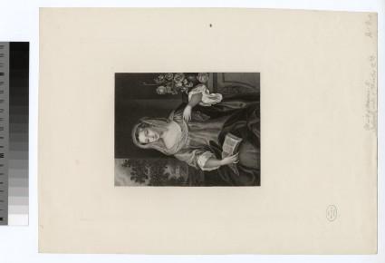 Portrait of Mrs Nott