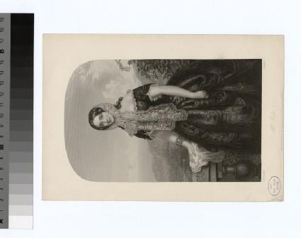 Portrait of Mrs Palk