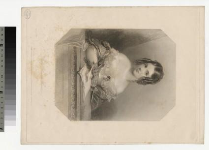 Portrait of Louisa Craven