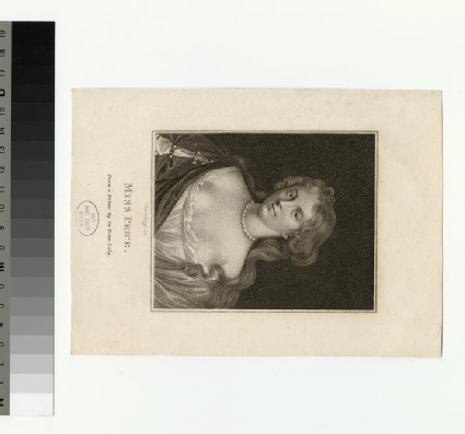 Portrait of Miss Price