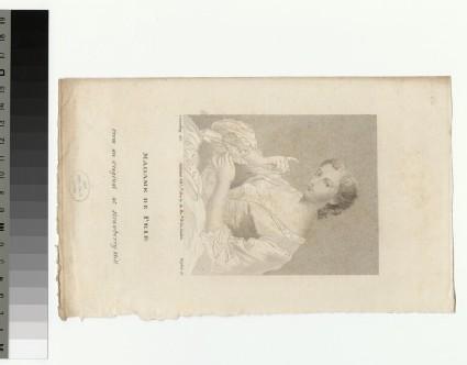 Portrait of Madame de Prie