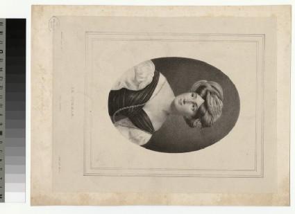 Portrait of Mrs Prinsep