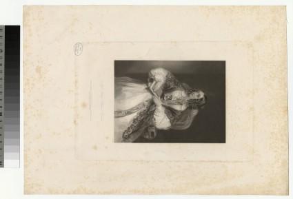 Portrait of Miss E. H. Purves