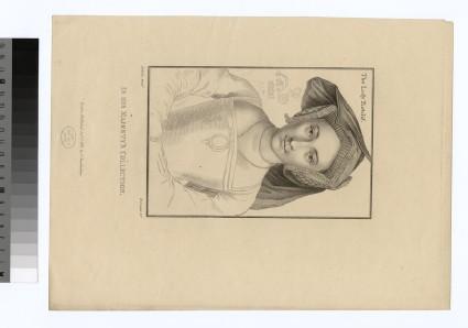 Portrait of Lady Ratclif