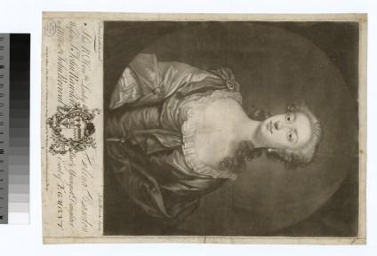 Portrait of Lady H. Rawdon