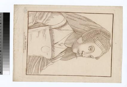 Portrait of Lady Henegham