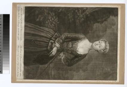 Portrait of Mrs Rudge