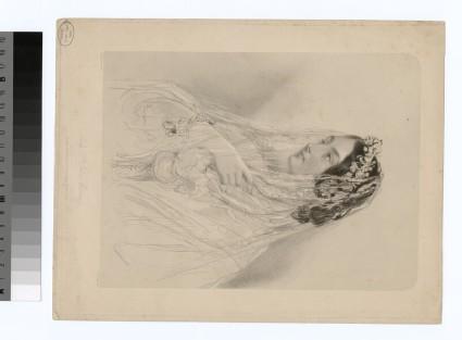 Portrait of Lady St John Mildmay