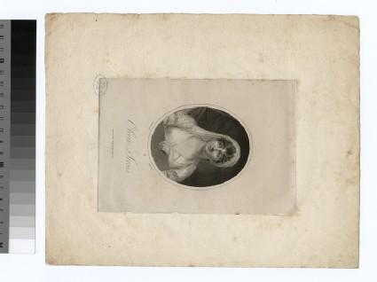Portrait of Olivia Serres