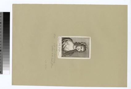 Portrait of Lady Shirley