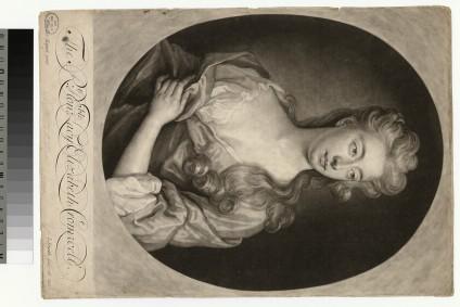 Portrait of Elizabeth Cromwell