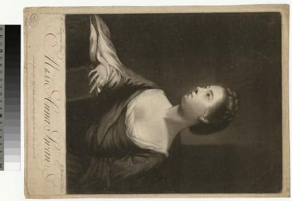 Portrait of Anna Swan