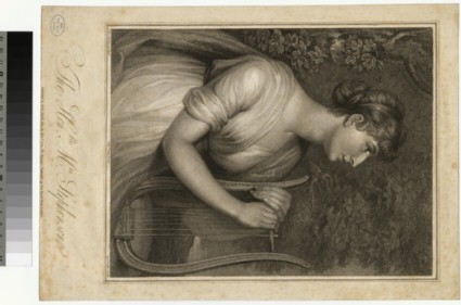 Portrait of Hon Mrs Stephenson