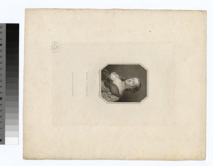 Portrait of Miss Temple