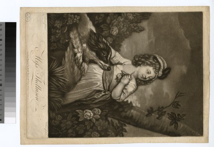Portrait of Miss Thelluson