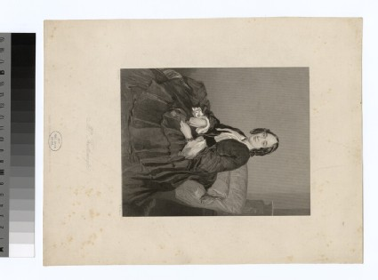 Portrait of Mrs Thistlewayte