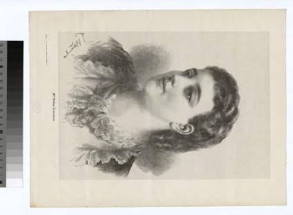 Portrait of Mrs L. Tottenham